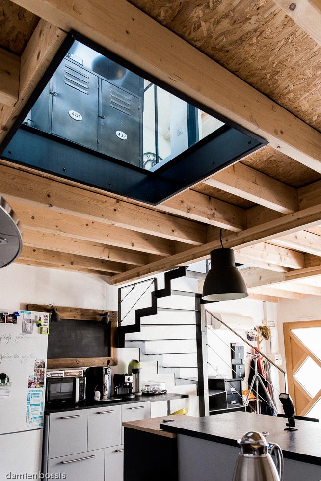 plancher verre qub am nagement sc nographie design. Black Bedroom Furniture Sets. Home Design Ideas